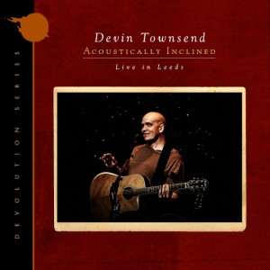 Devin Townsend - Acoustically Inclined, Live In Leeds (2Lp+Cd) винил lp