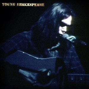 Neil Young - Young Shakespeare винил lp