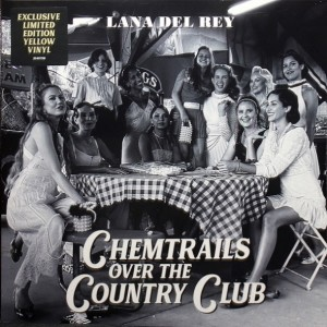 Lana Del Rey - Chemtrails Over The Country Club (Coloured Vinyl) винил lp