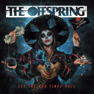 The Offspring - Let The Bad Times Roll винил lp