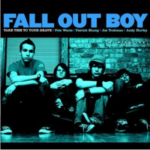 Fall Out Boy - Take This To Your Grave (25th Anniversary Edition, Coloured Vinyl) винил lp