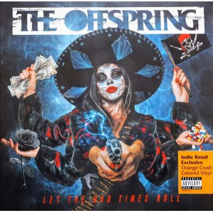 The Offspring - Let The Bad Times Roll (Coloured Vinyl) винил lp