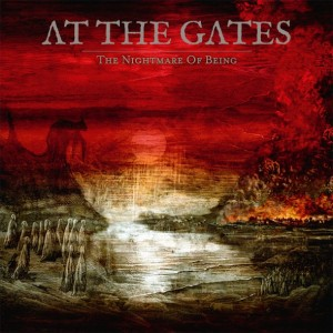 At The Gates - The Nightmare Of Being (Limited Deluxe Edition, Coloured Vinyl, 2Lp+3Cd) винил lp