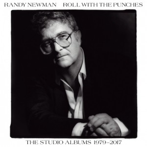 Randy Newman - Roll With The Punches: The Studio Albums (1979-2017, Limited Edition Box Set, 8Lp) винил lp