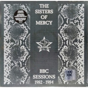 The Sisters Of Mercy - BBC Sessions 1982-1984 (Clear Vinyl, 2Lp) винил lp