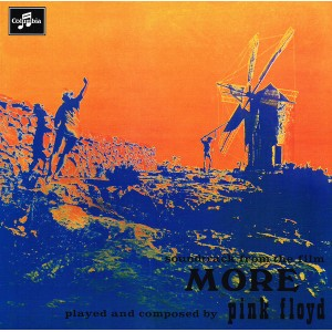 Pink Floyd - Music From The Film More винил lp
