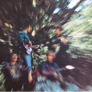 Creedence Clearwater Revival - Bayou Country винил lp