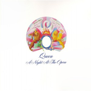 Queen - A Night At The Opera винил lp