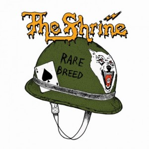 Shrine, The - Rare Breed винил lp