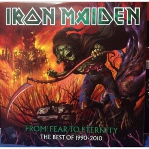 Iron Maiden - From Fear To Eternity: The Best Of 1990-2010 (Picture Vinyl, 3Lp) винил lp