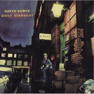 David Bowie - The Rise And Fall Of Ziggy Stardust And The Spiders From Mars винил lp