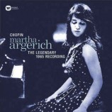 Martha Argerich - Chopin - The Legendary 1965 Recording