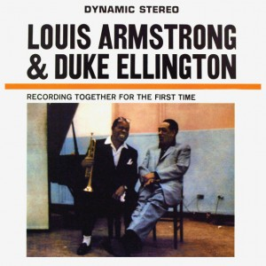 Louis Armstrong / Duke Ellington - Together For The First Time винил lp