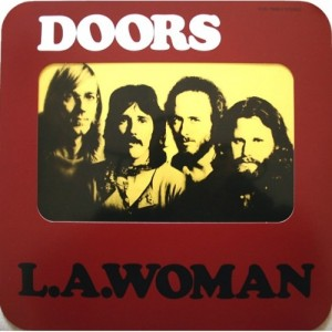 The Doors - L.A. Woman (Stereo) винил lp