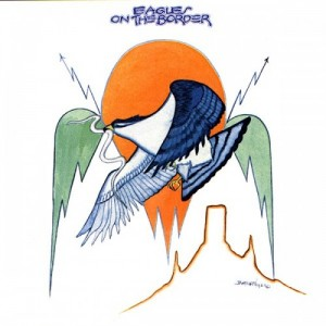Eagles - On The Border винил lp
