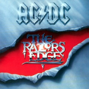 Ac/Dc - The Razor'S Edge винил lp