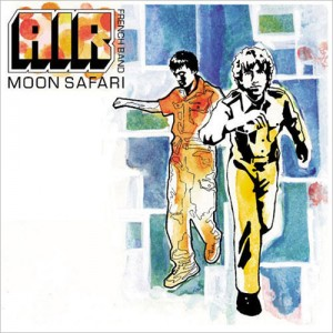 Air - Moon Safari винил lp
