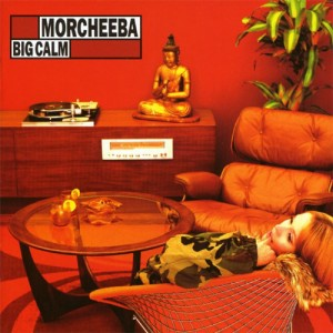 Morcheeba - Big Calm винил lp