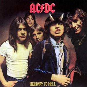 Ac/Dc - Highway To Hell винил lp