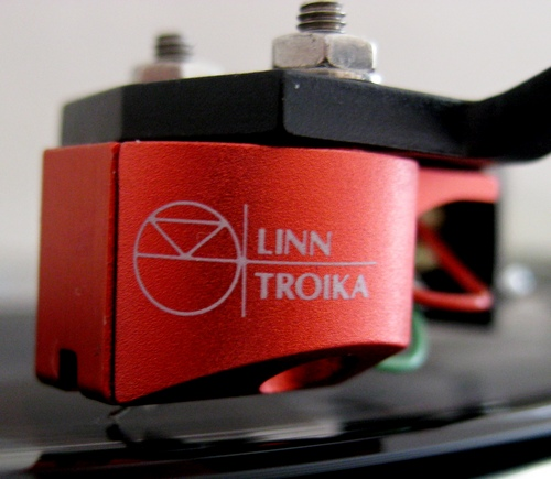 Linn Troika MC phono cartridge